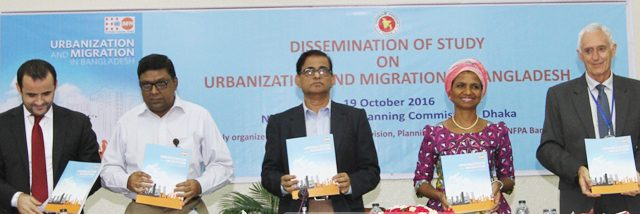 A new report has brought to light a male-to-female shift in rural to urban migration in Bangladesh, but found that major cities Dhaka and Chittagong – where they usually migrate – are not ready for them.
